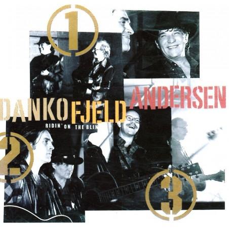 CD Danko Fjeld Andersen- riding' on the blinds