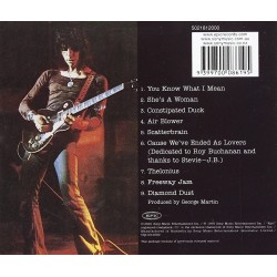 CD Blow By Blow Jeff Beck