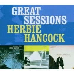 CD Great Sessions Herbie...