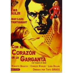 DVD Con El Corazón En La...