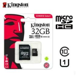 Kingston 32GB 80MB/S Micro...