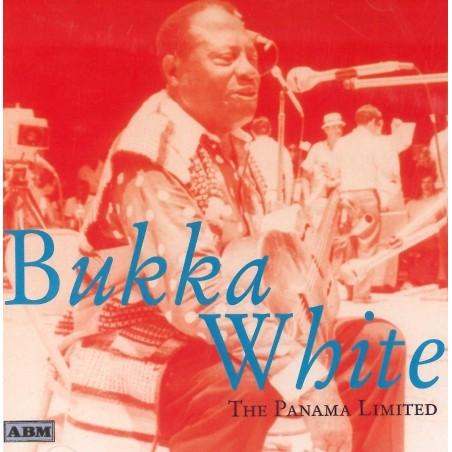 CD Bukka White- the panama limited 5038375002393