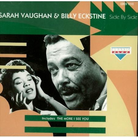 CD Sarah Vaughan & Billy Eckstine- slide by slide 082333206427