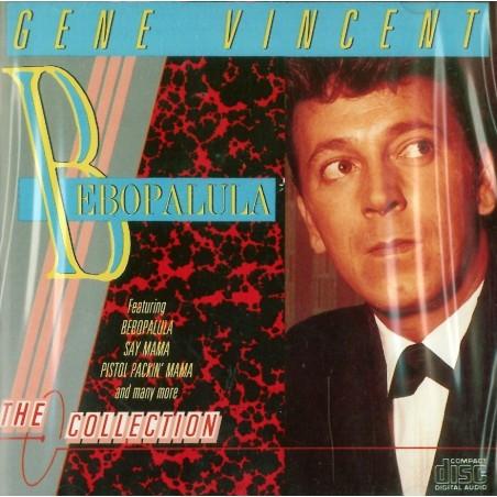 CD Gene Vincent- bebopalula 5014797180260
