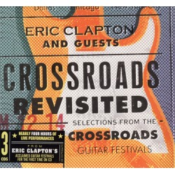 CD ERIC CLAPTON AND GUEST...
