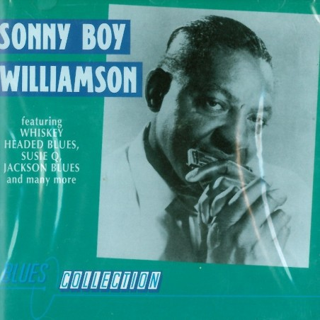 CD Sonny Boy Williamson- honey bee blues 5014797181250