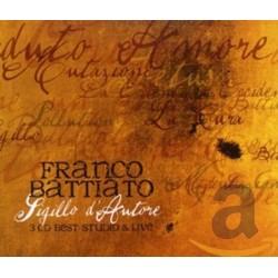 CD FRANCO BATTIATO,SIGILLO...