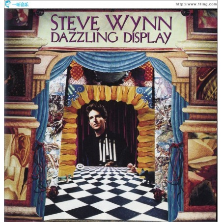 CD Steve Wynn- dazzling display 081227028329