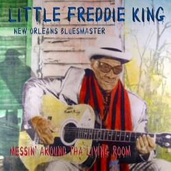CD LITTLE FREDDIE KING- NEW...