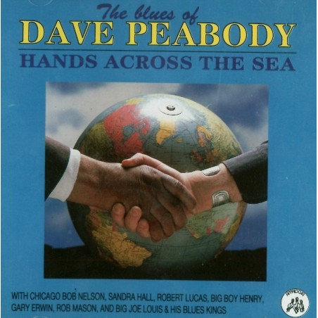 CD Dave Peabody- hands across the sea 8012786009629
