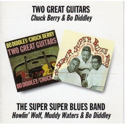 CD Chuck Berry, Bo Diddley,...