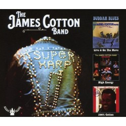 CD The James Cotton Band ‎–...