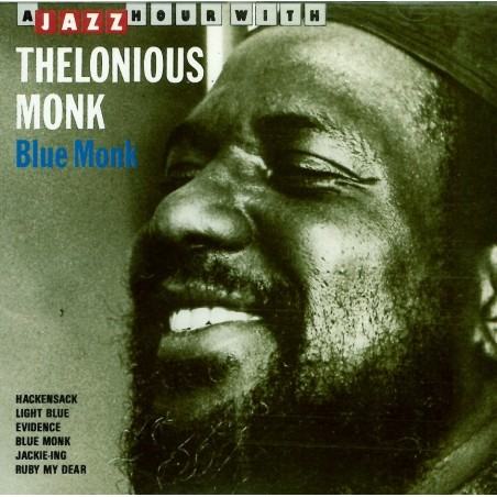 CD a jazz hour with Thelonious Monk blue monk 8712177004881