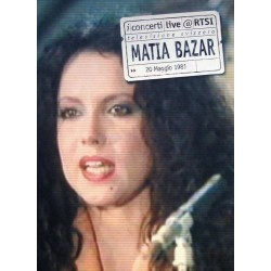 CD DVD Matia Bazar ‎– I...