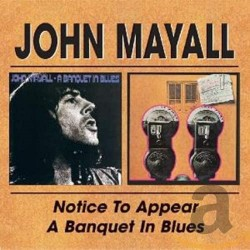 CD John Mayall ‎– Notice To...