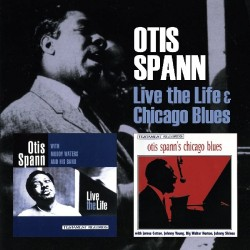 CD Otis Spann ‎– Live The...