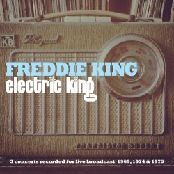 CD Freddie King ‎– Electric...