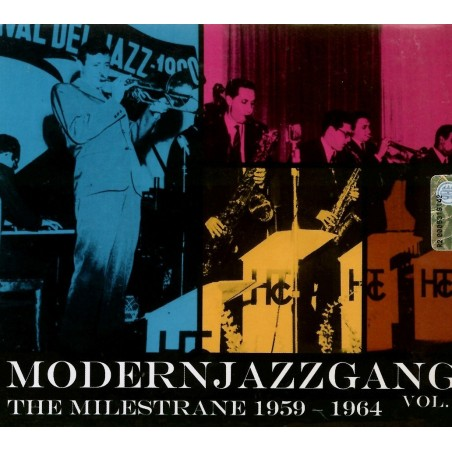 CD Modern Jazz Gang vol 1- the milestrane 1959-1964 5050338054010