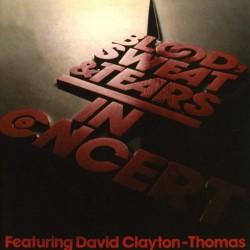 CD Blood, Sweat And Tears...