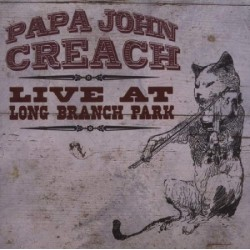 CD Papa John Creach – Live...
