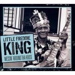 CD LITTLE FREDDIE KING-...