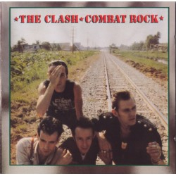 CD The CLASH Combat rock -...