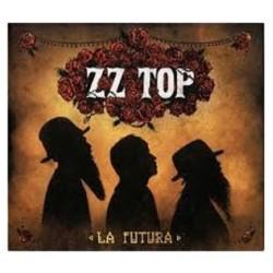 CD ZZ TOP LA FUTURA...