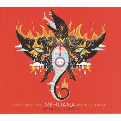 CD MEHLIANA- TAMING THE DRAGON