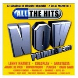 CD ALL THE HITS NOW...