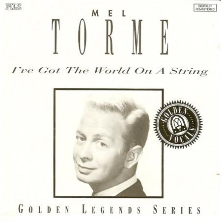 CD Mel Torme- i've got the world on a string 036244934221