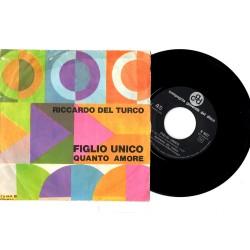 """LP Vinile 7"""" Riccardo Del..."""