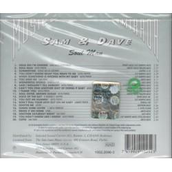 CD music mirror Sam & Dave- soul man 7619929102523