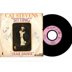 LP Cat Stevens ‎– Sitting /...
