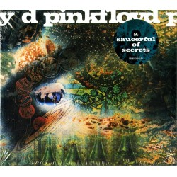 CD Pink Floyd- a saucerful of secrets