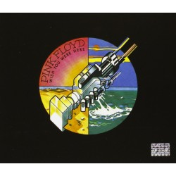CD Pink Floyd- wish you were here experience edition 2CD