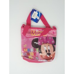 Borsello DISNEY Minnie Rosa