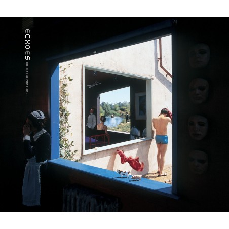 CD Pink Floyd- echoes the best of 2CD