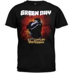 Maglia nera Green Day
