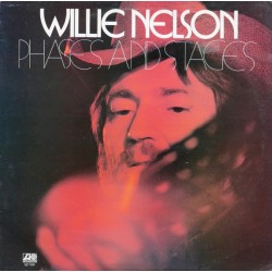 Willie Nelson ‎– Phases And...