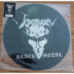 LP Venom (8) ‎– Black Metal