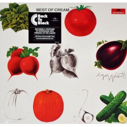 LP Cream (2) ‎– Best Of Cream
