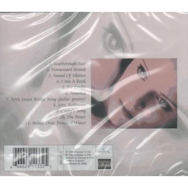CD a tribute to Simon and Garfunkel 666629113325
