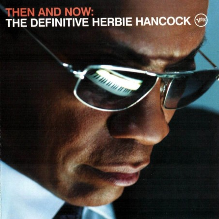 CD The definitive Herbie Hancock- then and now DELUXE EDITION CD+DVD 602517809710