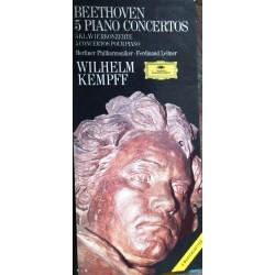 Beethoven 5 Piano Concertos...