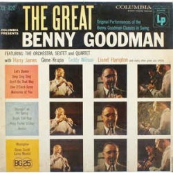 LP Benny Goodman, His...
