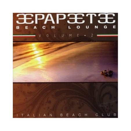 CD Papete beach lounge volume 2