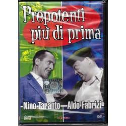 DVD - PREPOTENTI PIÙ DI...