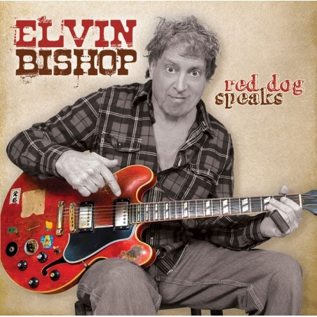 CD Elvin Bishop- red dog speaks 850021001506
