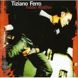 CD Tiziano ferro-rosso...