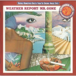 CD Weather Report ‎– Mr. Gone